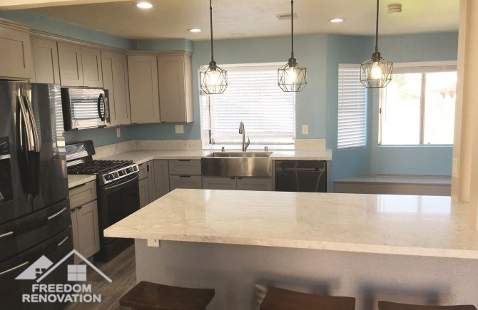 grey-shaker-kitchen-cabinets